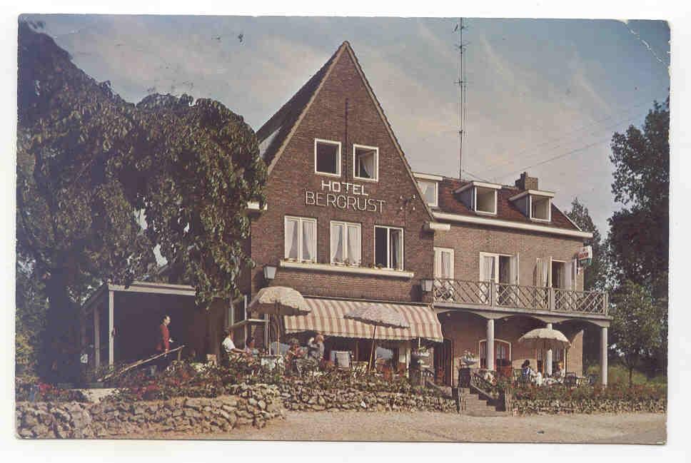 Hotel Bergrust - Bemelen - home oud