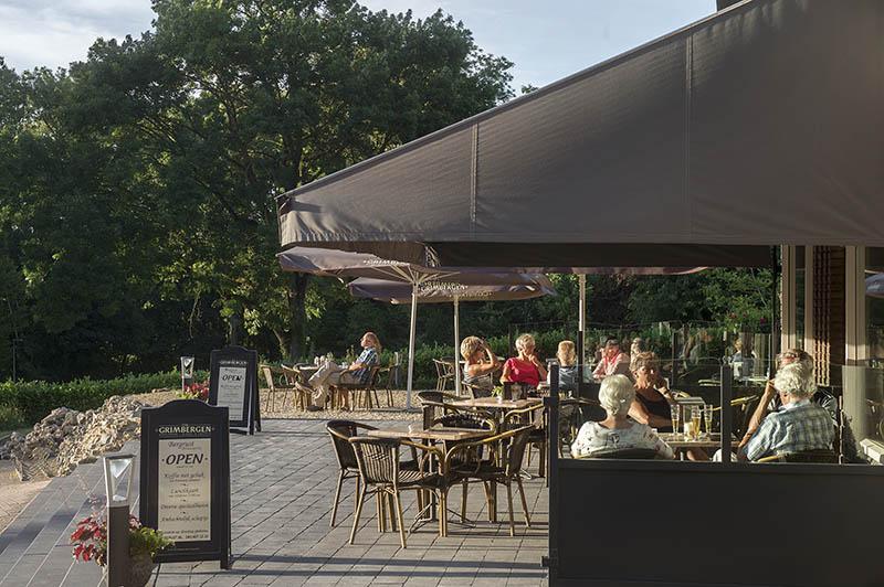 Hotel Bergrust - Bemelen - Restaurant - Brasserie